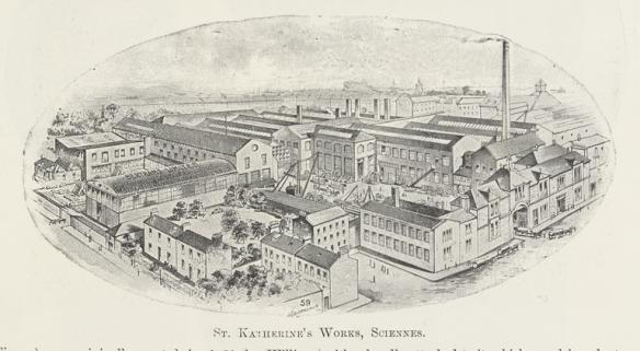 St Katherine's Works